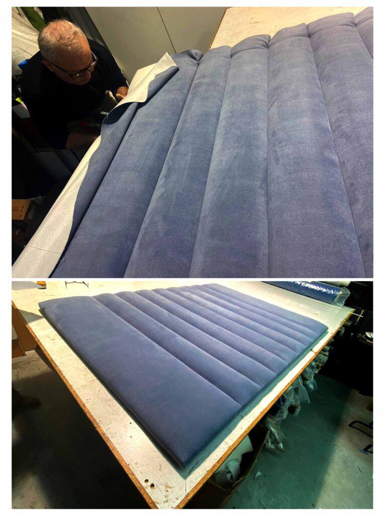 diseño interior tapiceria